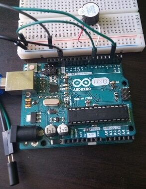 Arduino and tilt ball switch: tilt detection